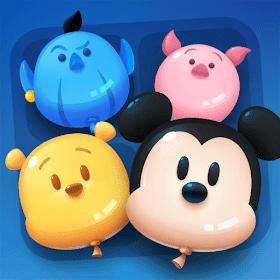 Disney POP TOWN - VER. 1.0.31 Unlimited Skill MOD APK