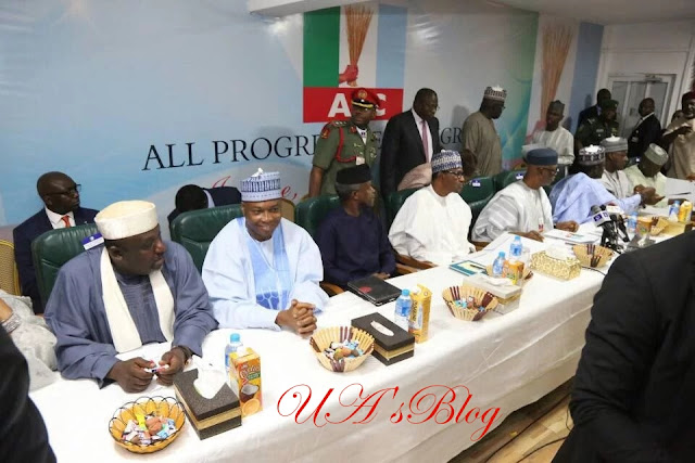APC CRISIS: Oshiohmole Responds To SARAKI –  Asks The Senate President To Provide Names Of Aspirants To Have Paid Bribe To Him