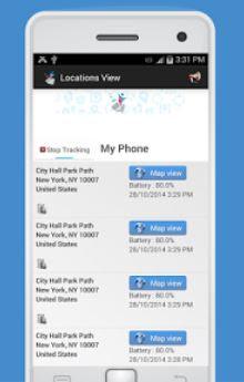 cara melacak lokasi seseorang lewat hp Android