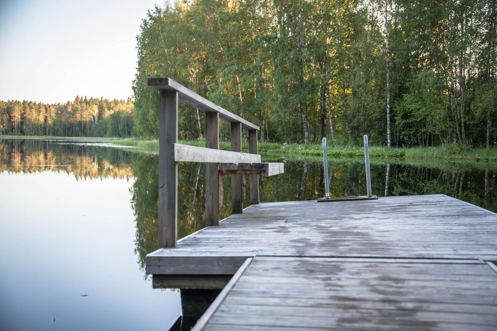 Tampere Kortejärven tila vuokraus