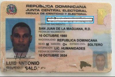 Reportan profesor de San Juan como desaparecido, hace más de un mes no se sabe de él