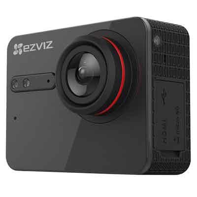 ĐẶt mua Camera hành trình 4K EZVIZ S6  Giá Rẻ Tại Bến Tre