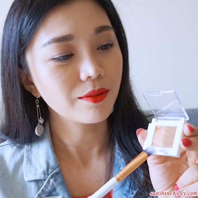 New Makeup Review, Makeup Review, THE FACE SHOP Malaysia, The Face Shop, Mono Cube Eyeshadow, Matte Up Tint, Volume Up Tint, Rice Water Bright, Mild Cleansing Water, Coral Cushion Blusher