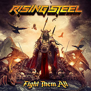 """Ο δίσκος των Rising Steel """"Fight Them All"""""""