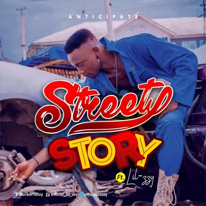 """PREMIER: Lil-Zzy – """"Street Story"""" (Prod. By Dj Martinx)"""