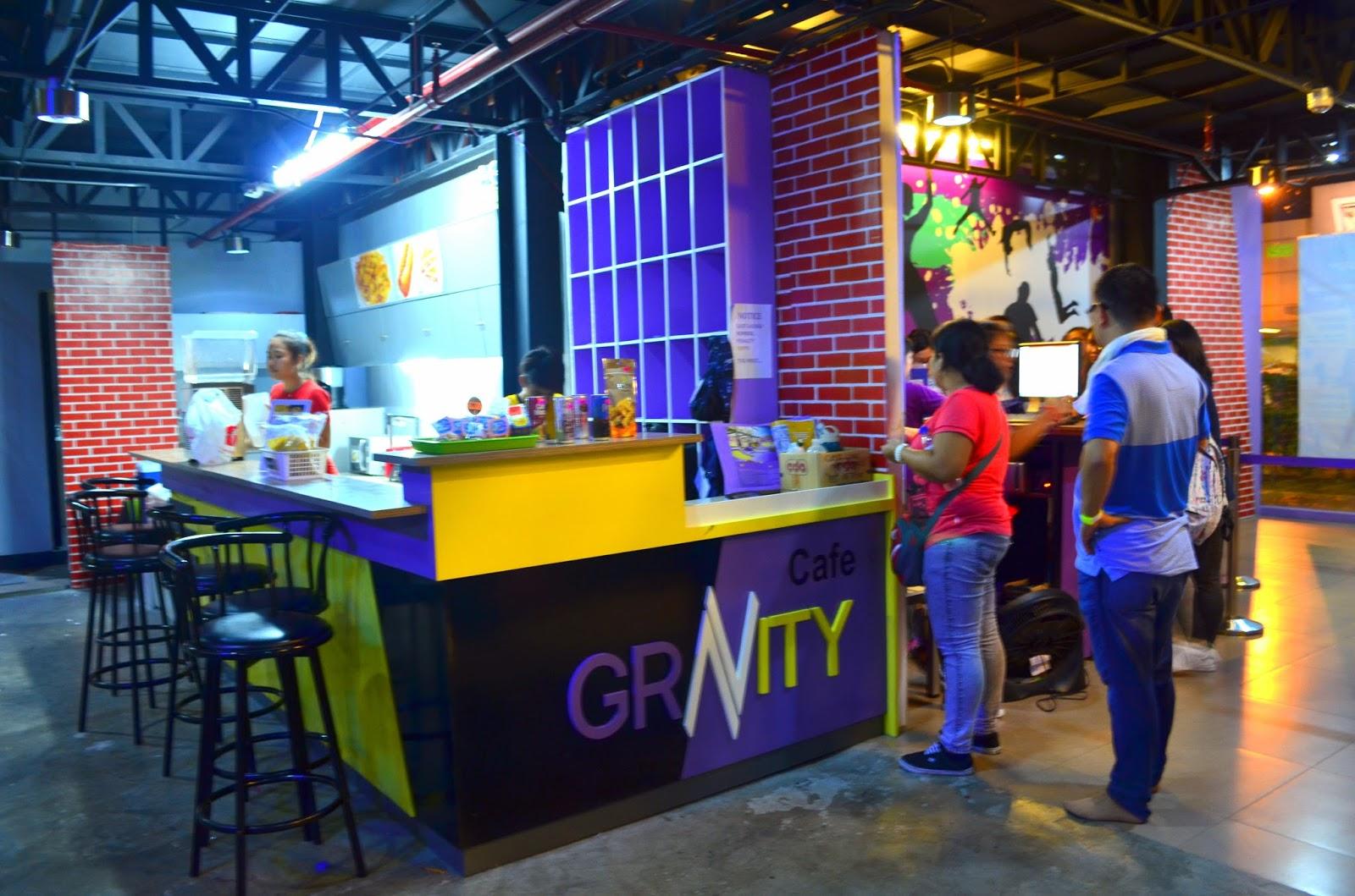cafe gravity