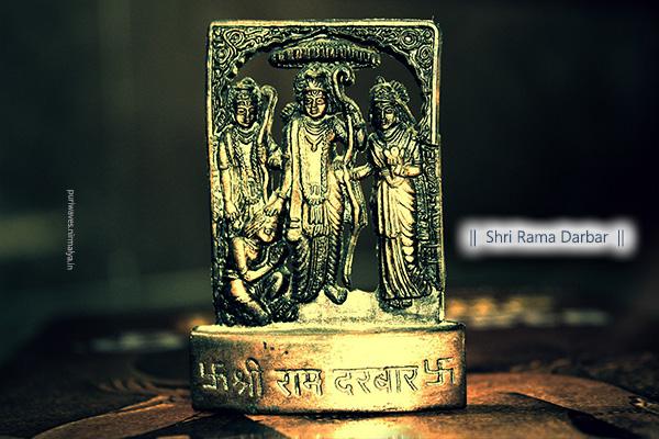 Shri Ram Darbar  – Wallpaper