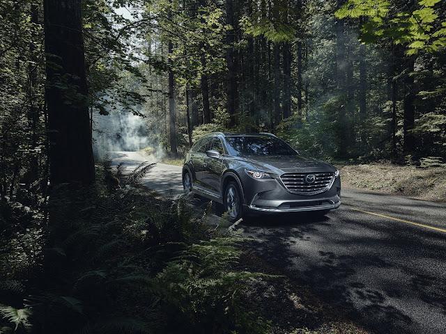 2021 Mazda CX-9: Exhilarating Elegance
