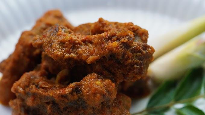 Daging IGA TENES masakah Khas Bawean