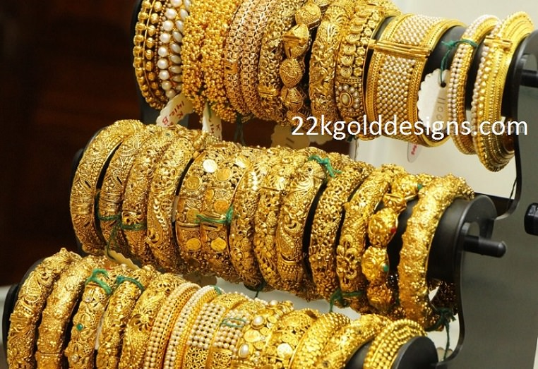 Broad Kada Bangles Collection