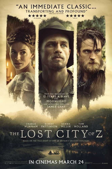 The Lost City of Z - Thiên đường sinh ra để làm gì?