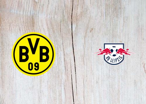 Borussia Dortmund vs RB Leipzig -Highlights 08 May 2021