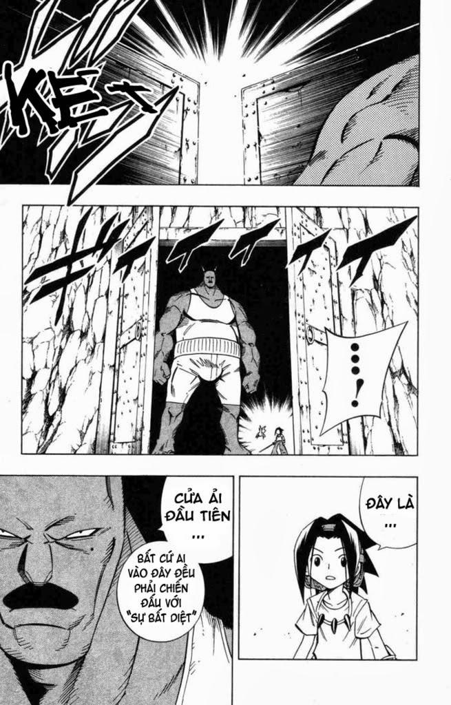 Shaman King [Vua pháp thuật] chap 234 trang 13