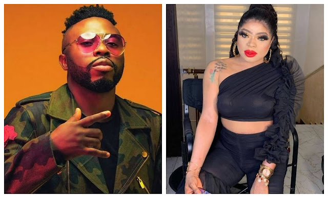 Bobrisky watch your back, try and reconcile because the bad omen this September says a lot - Samklef advies Bob