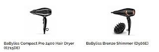 Prueba secadores de pelo Marca Babyliss