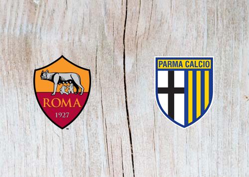 Roma vs Parma Full Match & Highlights 26 May 2019