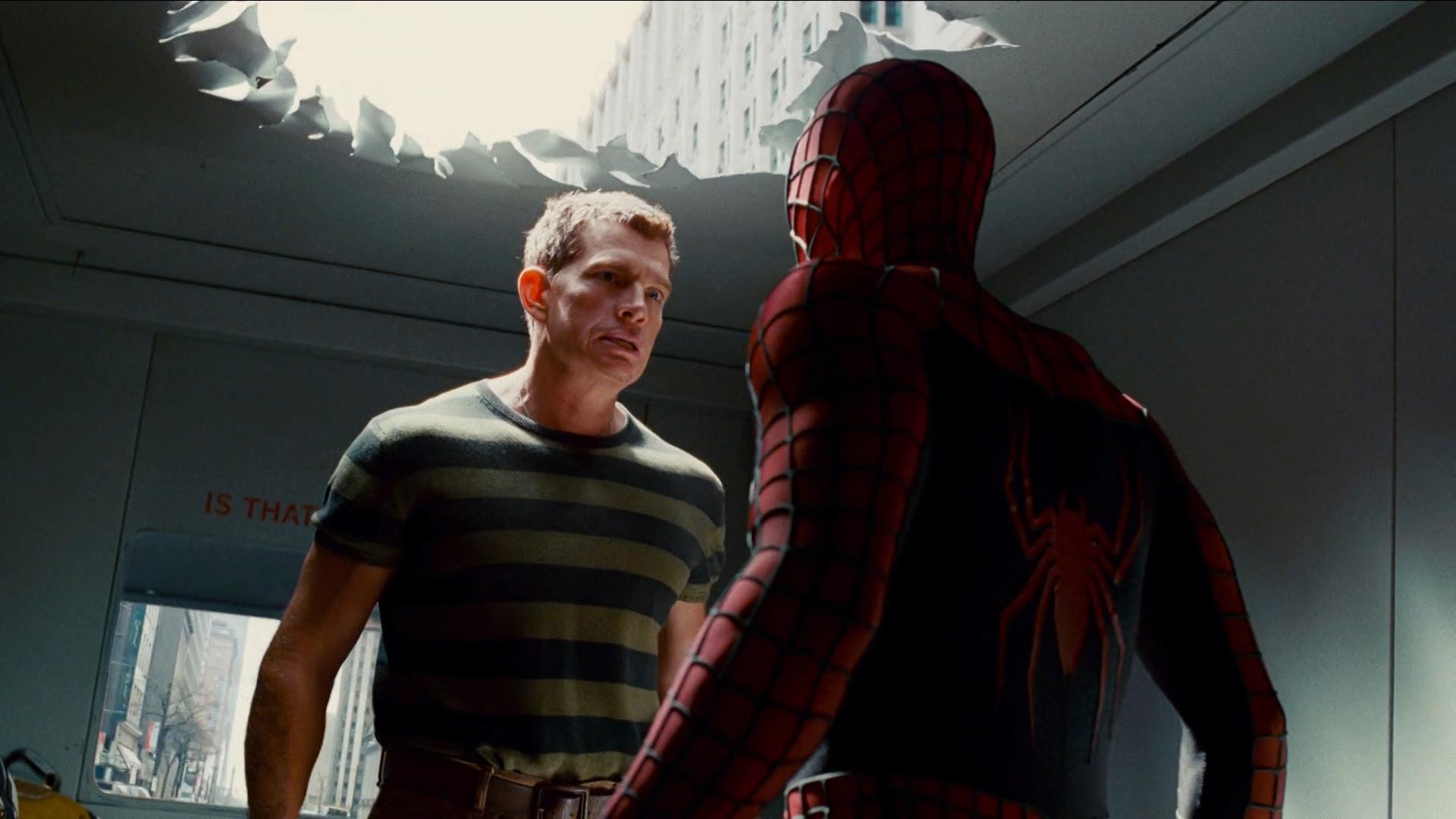 El hombre araña 3 Open Matte (2007) 1080p WEB-DL Latino