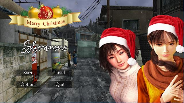 Shenmue Gaiden: Christmas Event