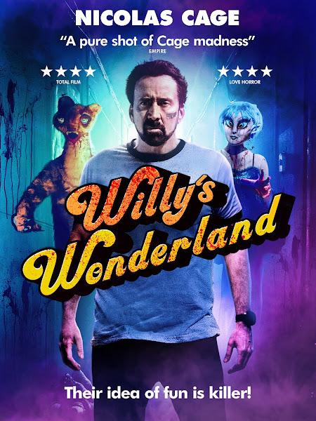 Willy's Wonderland en Español Latino
