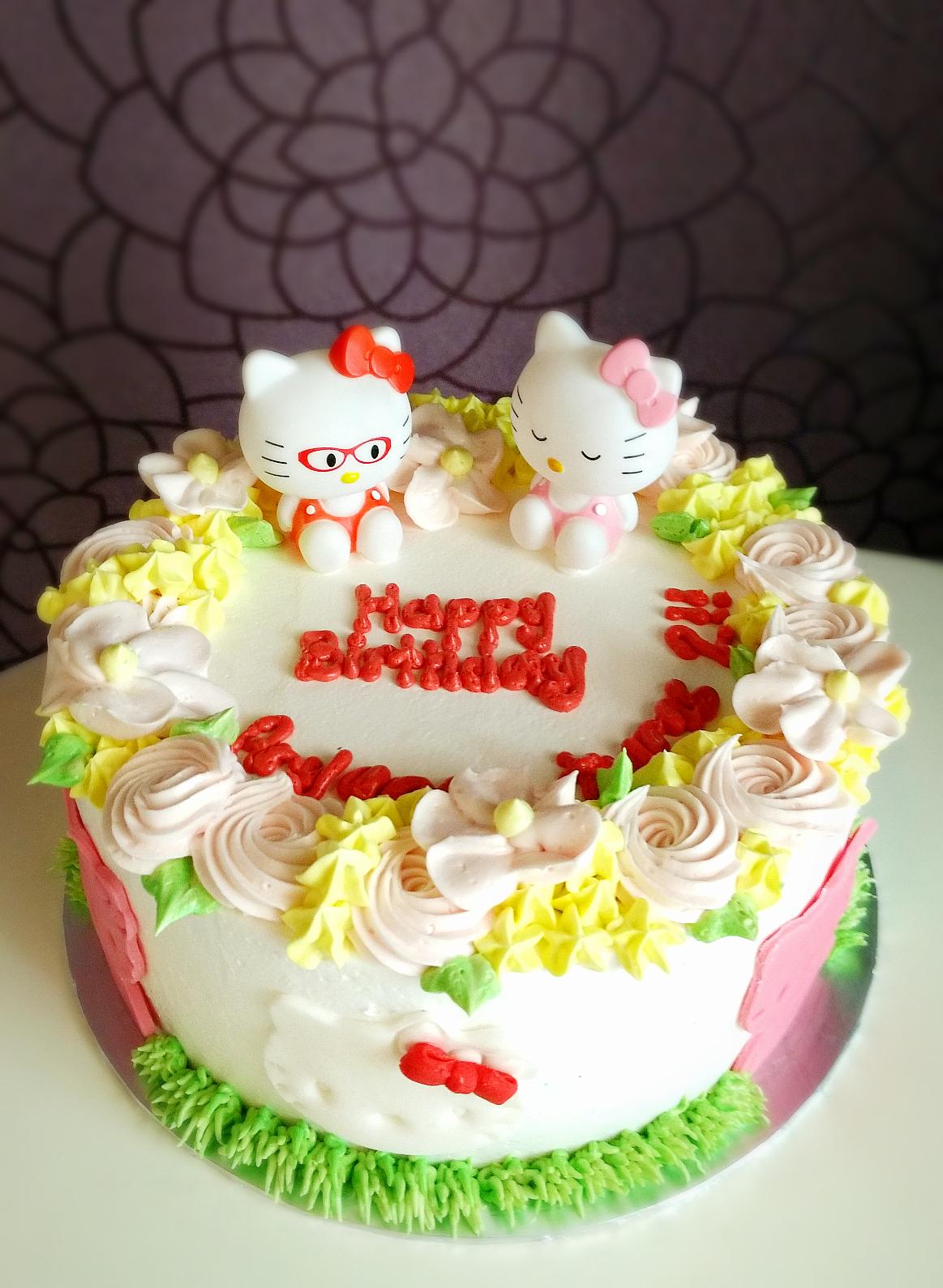 Kek Hello Kitty Prettysmallbakery