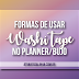 Como usar washi tape no seu planner e bullet journal