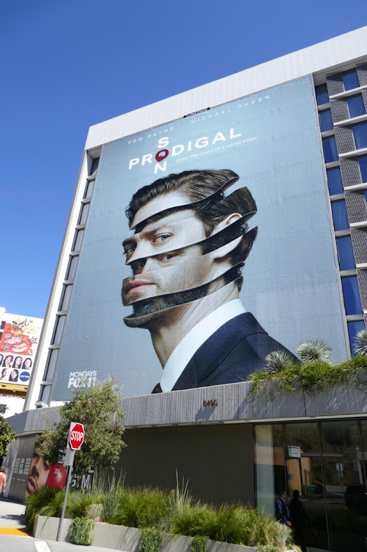 Giant Prodigal Son season 1 billboard