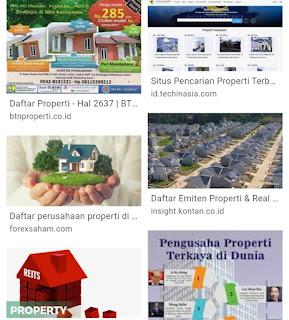 Daftar Situs Tempat Jual Beli Properti Terpercaya