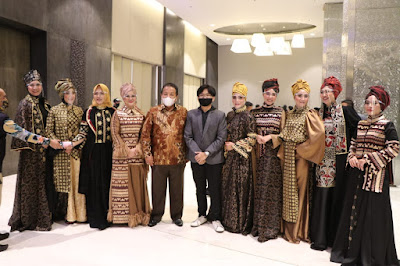 Gubernur Arinal Hadiri Grand Final Pemilihan Muli-Mekhanai Lampung 2020