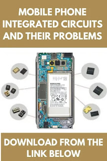 mobile phone ic details understanding the problems on integrated Circuits of mobile phones