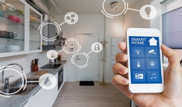 Tecnología de hogares inteligentes en el mercado inmobiliario millennials
