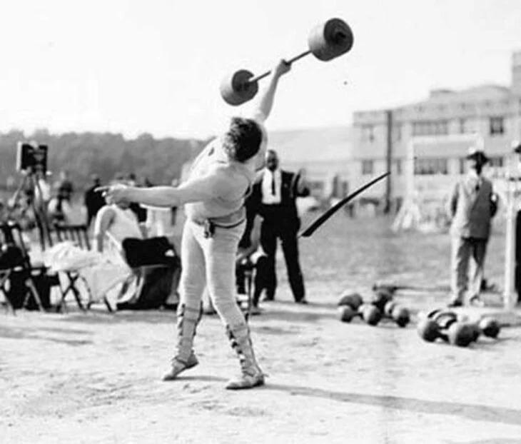 12 Deportes que dejaron de estar en los Juegos Olímpicos