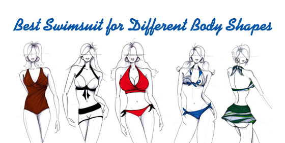 248cd3aee60 Here's your guide on how to choose the right swimsuit for your body type:
