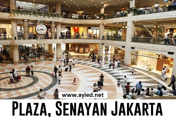 Plaza Senayan Jakarta