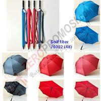 Payung Golf Tombol Otomatis (76002) Sarung Kain