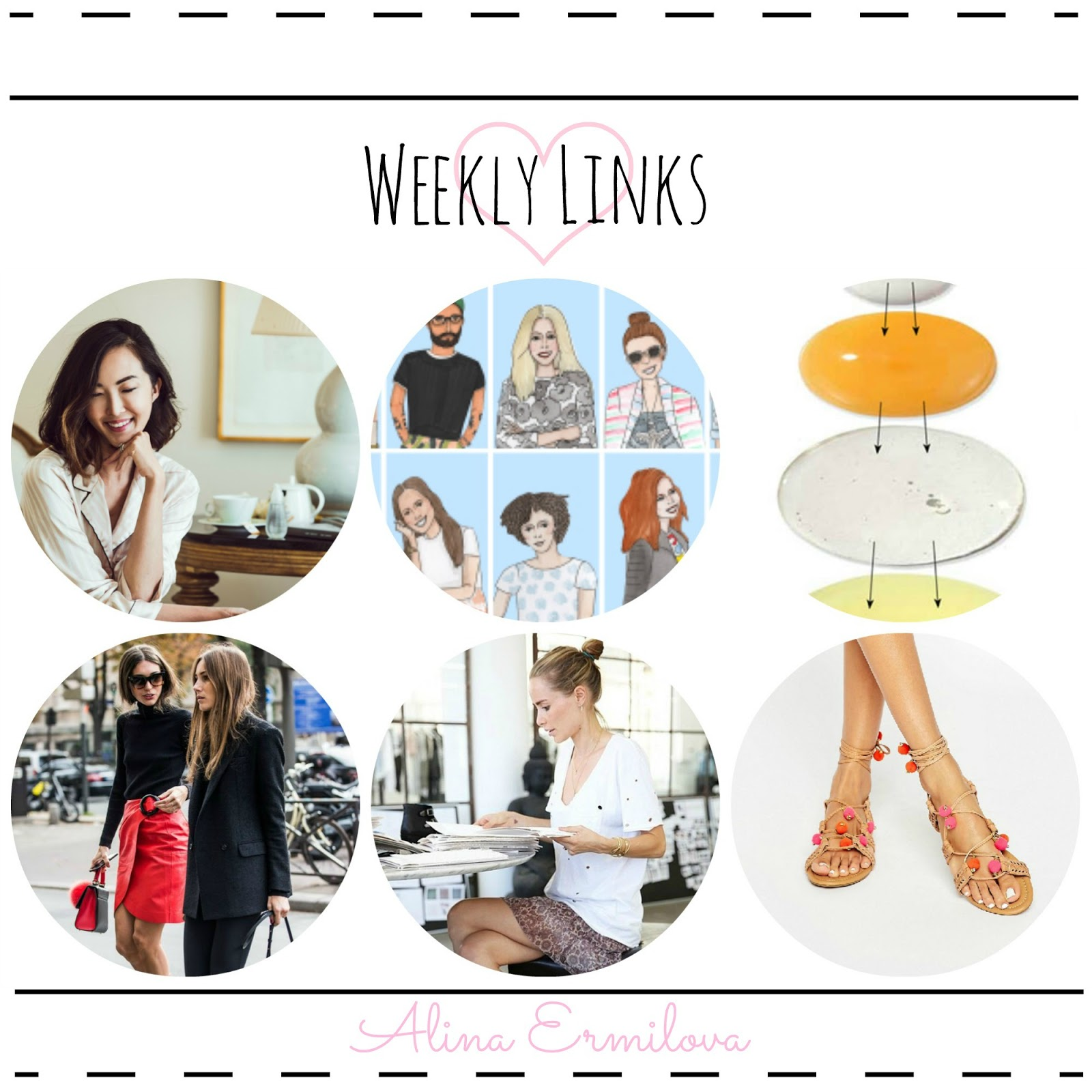 7 Career-advancing free courses, 75 Simple pleasures, The biggest fashion mistakes, etc.