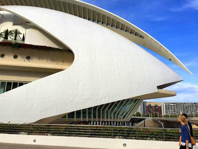 Valencia, Miasteczko Sztuki i Nauki