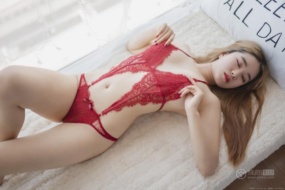 YALAYI雅拉伊 2019.06.25 No.319 红梅香 舒小小 sexy girls image jav