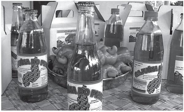 Encceja 2018 A Produção Tradicional e Práticas Socioculturais Associadas à Cajuína, no Piauí, foi inscrita no Livro de Registro dos saberes, em maio de 2014.