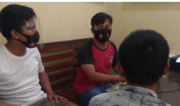 warga Pekon Padang Ratu Ditangkap Polisi, Empat Pelaku Lain Dalam Pengejaran.