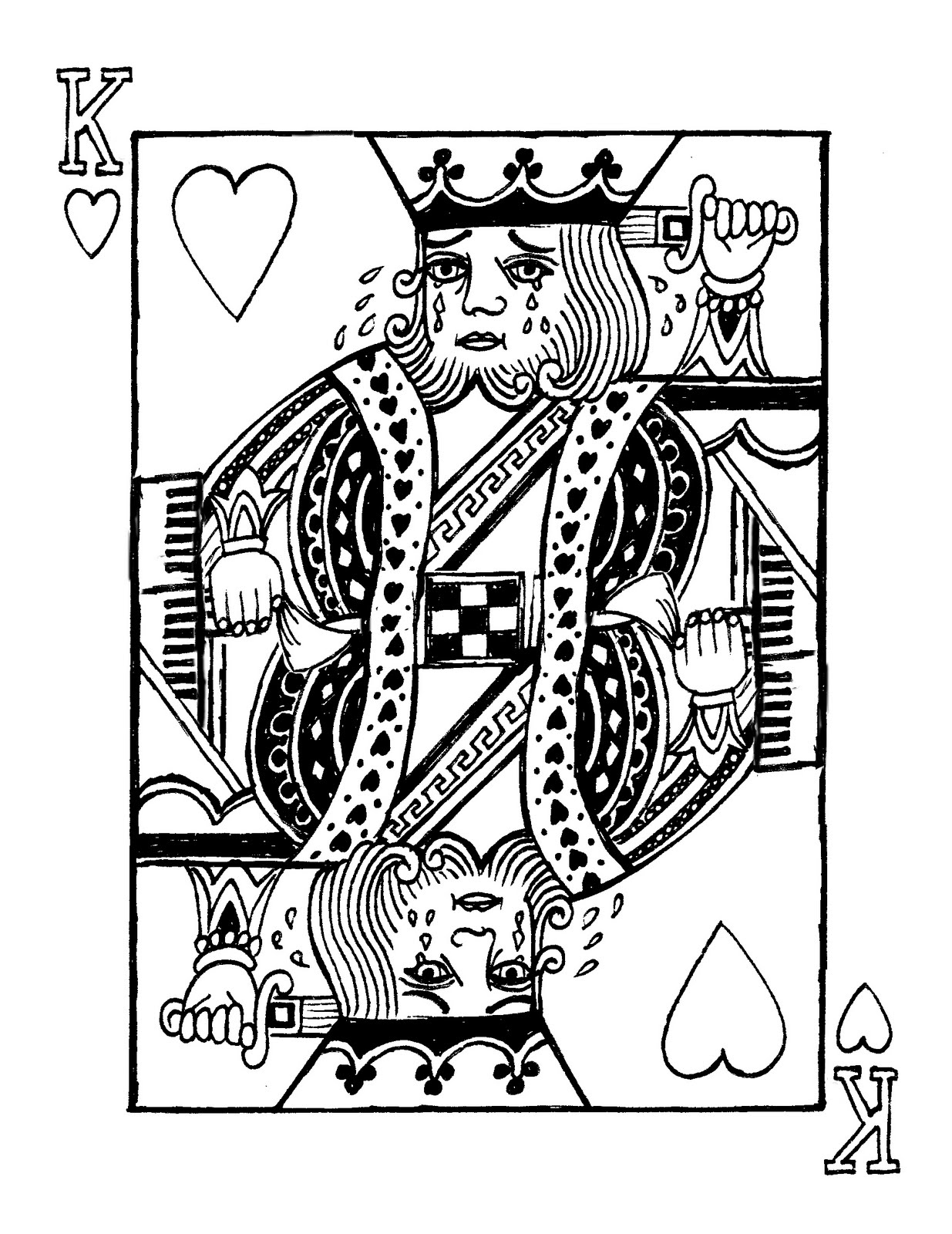 Beta The King Of Hearts