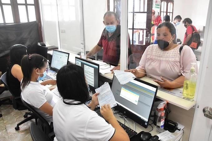 Distrito implementa nuevos alivios tributarios para impuestos pendientes hasta el 2019