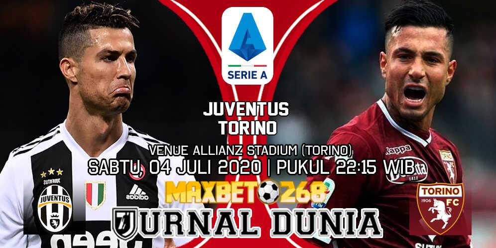 Prediksi Skor Juventus vs Torino 04 Juli 2020 Pukul 22:15 WIB