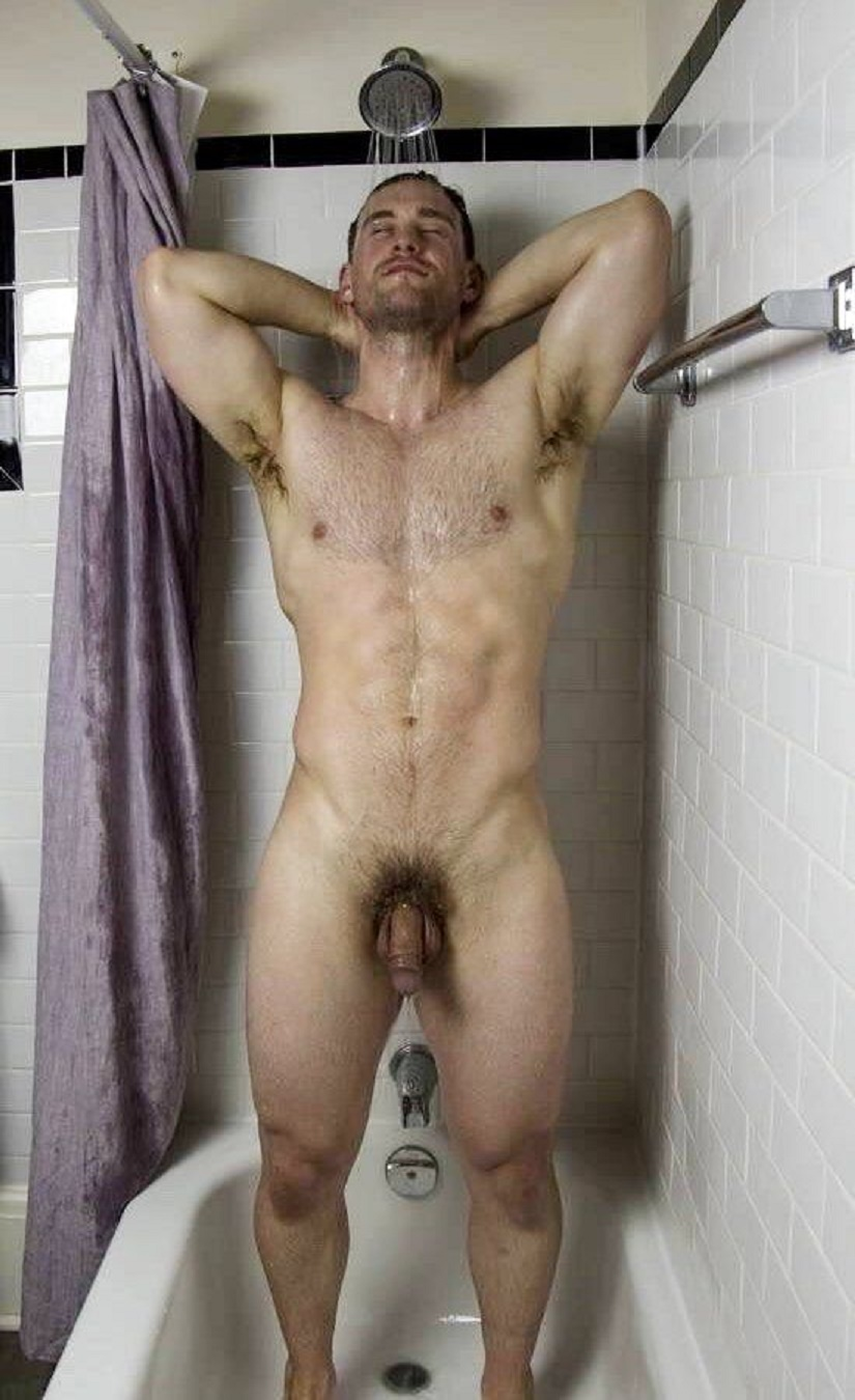 Hot Hairy Muscular Men Pictures