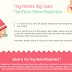 A Guide to Understanding the Tiny Homes Movement #infographic