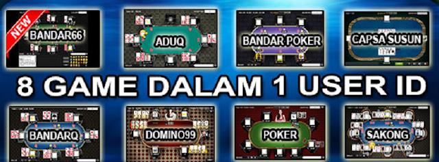 2 Situs Game Judi Poker Online Yang Gak Pake Saldo Deposit