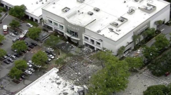 Policía investiga explosión en centro comercial de Florida