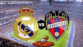 مباراة ريال مدريد وليفانتي بتاريخ 4-10-2020 الدوري الاسباني