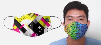 4 Ragam Pilihan Desain Masker Kain Menarik dan Fungsional ...