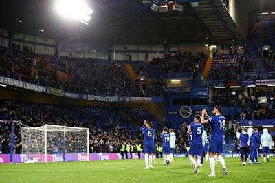 Chelsea star may have already played his final game at Stamford Bridge as offers are confirmed