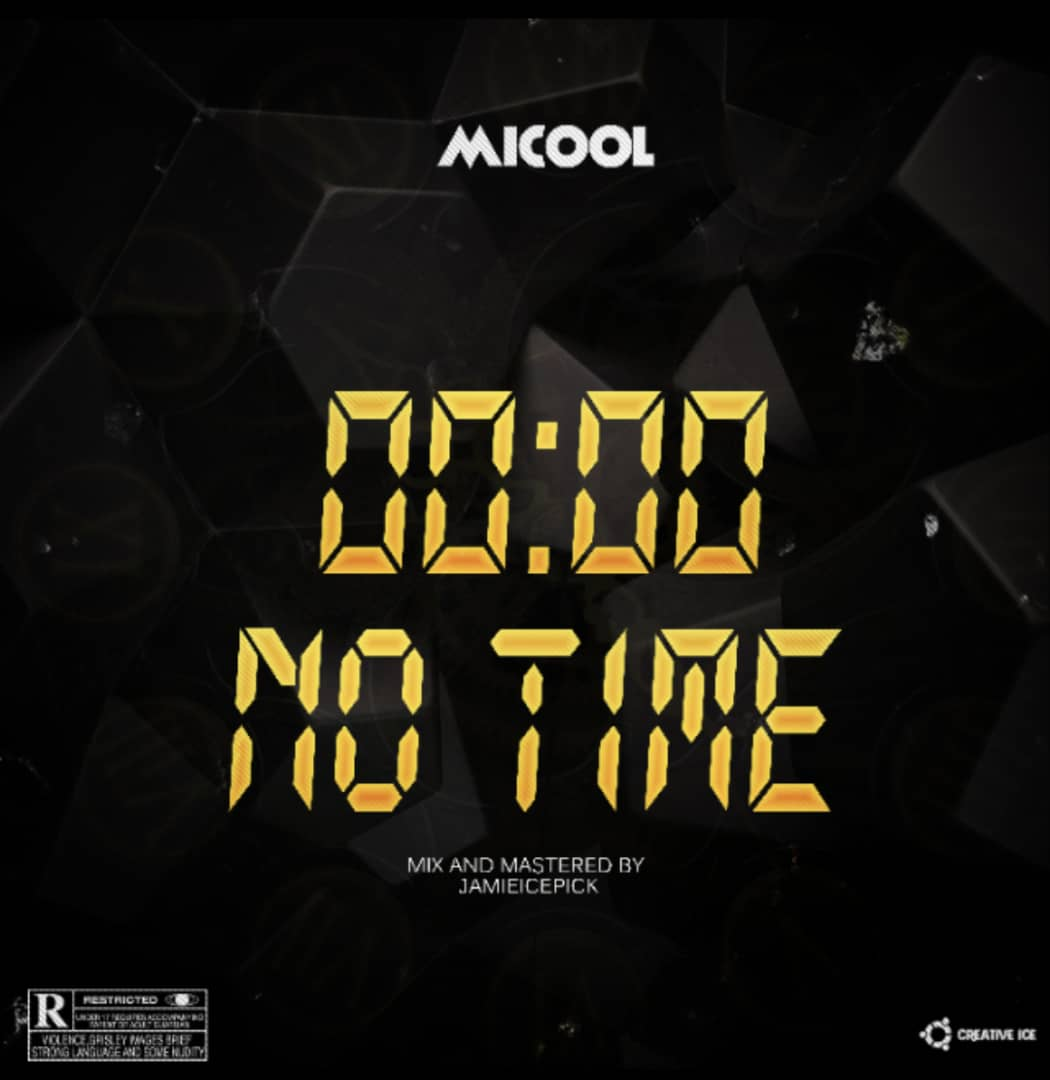 Micool- No Time #Arewapublisize